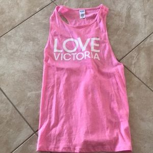 Victoria Secret sport workout tank size medium